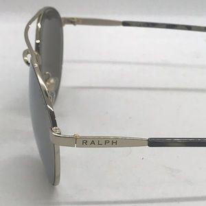 Ralph Lauren Accessories - RALPH LAUREN Women's RA4120 Gold Metal Sunglasses